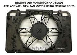 Polaris Rzr 1000 Xp Spal HP Cooling Fan (2014-2020) Oem 2412447