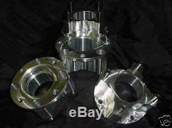 Polaris Rzr 170 Youth Utv Billet Wheel Spacers 2 Inch Made In USA Not Imported