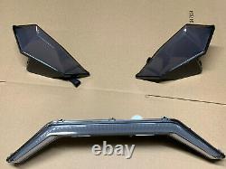 Polaris Rzr Pro Xp Premium Ultimate Led Lighting Kit Accent Fang + Upper Tail