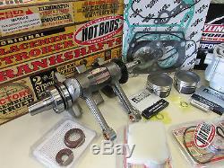 Polaris Rzr, Ranger 800 Ho Engine Rebuild Crankshaft, Pistons, Gaskets 2011-2015