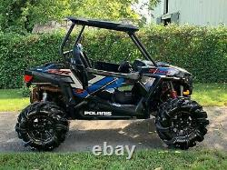 Polaris Rzr S 1000 Eps And Ebs