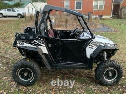 Polaris Rzr S Limited With Eps