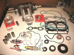 Polaris Sportsman Rzr Ranger 800 Efi Engine Rebuild Kit Atv Utv Pistons Crank