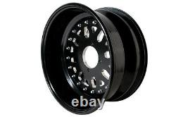 RZR XP 1000 900 Baja Crushers Beadlock Wheels 15x7 4+3 Front Rear BLEMISH