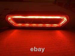 Rear Facing LED Light Strobe, Reverse, bed, Brakes, red & white Compare Rigid