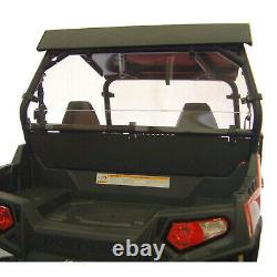 Rear Windshield Hard Window Panel Lexan Polaris Razor RZR 800 570 800S 2008-2020