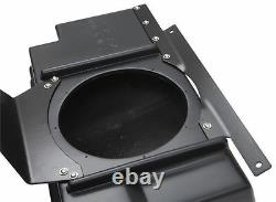 SSV Works Behind the Seat Sub Enclosure Unloaded for 14-19 Polaris RZR XP 1000