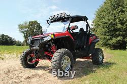 Seizmik Pursuit HD Side View Mirrors -RZR XP 1000 900 800 570, Ranger, YXZ1000R
