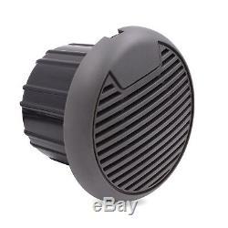 Square Marine Radio BT stereo 3car Speaker Antenna For Polaris RZR/ATV/UTV/Cart