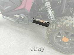 Trailing A ARM Guards Rock Sliders For Polaris RZR XP 4 1000 Turbo RS1 2014-2020