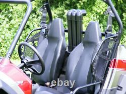 TriangleATV RISER SNORKEL KIT 2008-2014 Polaris RZR / RZR-S 800 2/4 Seater UTV
