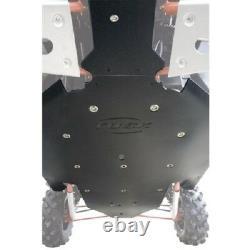 Tusk HD Quiet Glide UHMW Skid Plate 1/2 POLARIS RZR XP 1000 XP TURBO 2016-2020