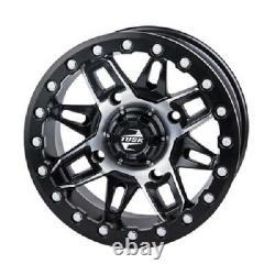 Tusk Terrabite / Wasatch Wheel + Tire Kit 28x10-14 POLARIS RZR 900 TRAIL S XC 4