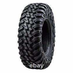 Tusk Terrabite/Wasatch Wheel + Tire Kit 30x10-14 POLARIS RZR XP TURBO XP 4 TURBO
