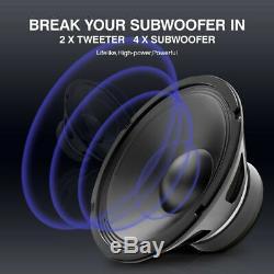 UTV 1.75-2.25 Sound Bar with Bluetooth For Can Am ATV UTV 2020 Polaris RZR Pro XP