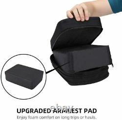 UTV Front Side Door Bags & Armrest Storage Bag For Polaris RZR 900 XP 1000 Turbo