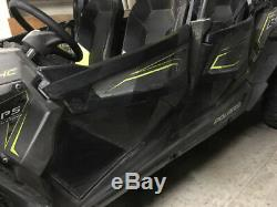 UTV Lower Door Insert Panel for Polaris RZR XP4 Turbo 1000 900 XP 2014-19 4 Seat