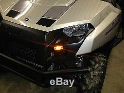 UTV/SXS/ATV Turn Signal Kit withHORN for all Polaris Rangers & RZRs Brilliant LEDs