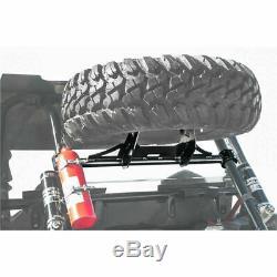 UTV Spare Tire Carrier Mount Rack 14-19 POLARIS RZR XP 1000 XP TURBO XP 4 1000