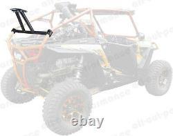 UTV Spare Tire Carrier Mount Rack for Polaris RZR XP 1000 XP TURBO XP4 2014-2021