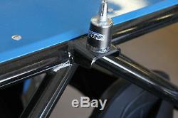 XFR Nemesis Radius Polaris RZR XP 1000 Roll Cage W Rear Bumper Aluminum Roof
