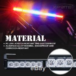 XPRITE 36 UTV Rear Chase LED Strobe Light Bar Running for ATV SXS Off Road RZR