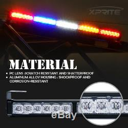 Xprite 30 Offroad Rear Chase LED Strobe Light Bar with Running Brake Reverse