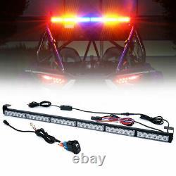 Xprite 36 UTV Chase Light Bar LED Running Brake Reverse ATV UTV Polaris Can-Am